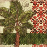 Thai Palm II Prints by Paul Brent