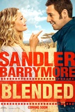 Blended, Drew Barrymore, Adam Sandler (Double Sided) Poster Posters