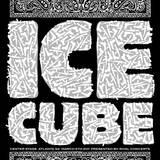 Ice Cube, Center Stage Samlertryk af Powerhouse Factories