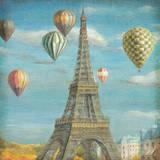 Balloon Festival Posters par Danhui Nai