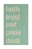 Faith Posters by Barn Owl Primitives
