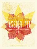 Passion Pit, Madison Theater Edition limitée par  Powerhouse Factories
