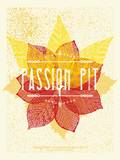Passion Pit, Madison Theater Limited Edition by  Powerhouse Factories