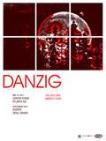 Danzig, Center Stage Samlertryk af Powerhouse Factories