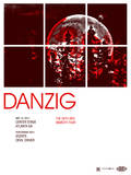 Danzig, Center Stage Láminas coleccionables por  Powerhouse Factories