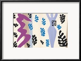 The Knife Thrower, pl. XV from Jazz, c.1943 Kunst von Henri Matisse