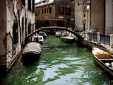 Venetian Canal, Venice, Italy Photographic Print