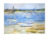 Dream Cove I Giclée-tryk af Marysia Burr