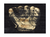 Baseball Glove Giclee Print by  Paperplate Inc.