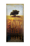 Faith Giclee Print by Cory Steffen