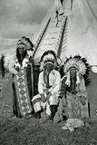 Native Americans Poster Photo