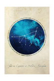 Capricorn Posters by  GI ArtLab
