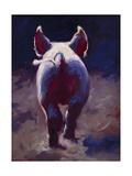 Tail End Wydruk giclee autor Cheri Christensen