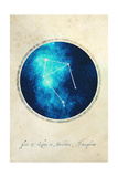 Libra Giclee Print by  GI ArtLab