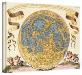 Joanne Hevel 'World Globe' Gallery Wrapped Canvas by Joanne Hevel