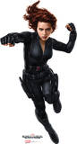 Captain America 2: Winter Soldier  - Black Widow Lifesize Standup Cardboard Cutouts