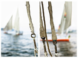 Rigging Photographic Print by  Arabella Studios