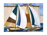 Dover Winds Giclee Print by Richard Hall