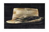 Man's Hat Giclee Print by  Paperplate Inc.