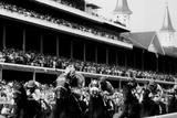 kentucky Derby Horse Racing Archival Photo Poster Photo