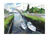 Ballard Locks Prints by Mark Fraley