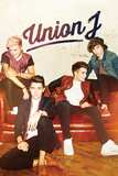 Union J - Sofa Prints