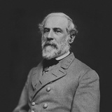 Vintage Civil War Photo of Confederate Civil War General Robert E. Lee Photographic Print