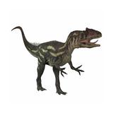 Allosaurus, a Prehistoric Era Dinosaur Prints