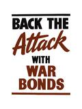 Vintage World War II Propaganda Poster Posters
