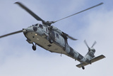 A U.S. Navy MH-60S Seahawk in Flight over Coronado, California Photographic Print