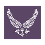 U.S. Air Force Logo Posters
