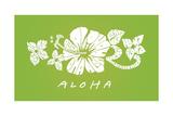 Aloha Afiche