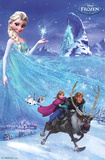 Frozen One Sheet Posters