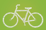 Save A Planet, Ride A Bike Posters