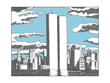 World Trade Center Posters