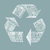Recycle - Green Prints