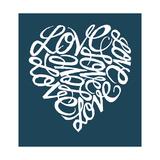 Script Love Prints