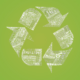 Recycle Symbol Prints