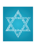 Star Of David  Prints
