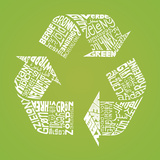 Recycle - Green Posters