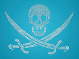 Pirate Flag Prints