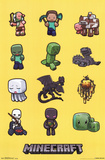 Minecraft Characters Photo