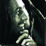Bob Marley: Hand On Chin Leinwand