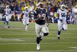 NFL Playoffs 2014: Jan 11, 2014 - Colts vs Patriots - LeGarrette Blount Posters by Matt Slocum