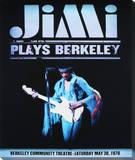 Jimi Hendrix: Plays Berkeley Reproduction transférée sur toile