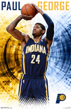 Paul George Indiana Pacers Láminas