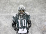 DeSean Jackson Photographic Print by Michael Perez