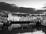 Hobart Wharf 1 Photographic Print by Margaret Morgan