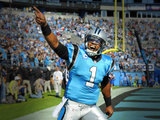 Cam Newton Photo av Mike McCarn