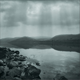 Morning Rays over Ullswater Photographic Print by Adrian Campfield